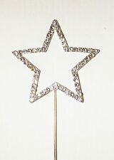 Star Diamante Cake Topper, Exam Success, Driving Test Celebration Cakes, Baking