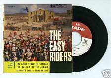 45 RPM EP EASY RIDERS GREEN LEAVES OF SUMMER (ALAMO)