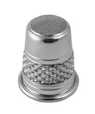 MESS PATTERN THIMBLE STERLING SILVER 925 HALLMARKED NEW FROM ARI D NORMAN