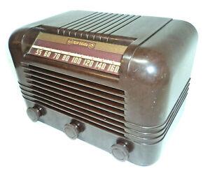 1945 RCA Victor 56X Tube Radio ~ Gorgeous Piece for Restoration