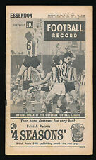 1966 VFL Football Record Essendon v Richmond June 25  Bombers Tigers