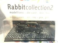"VDIE CAST "" CITROEN TRACTION AVANT - FROM RUSSIA WITH LOVE "" 007 JAMES BOND 1/43"