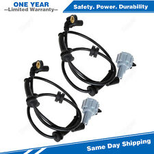 2PCS ABS Wheel Speed Sensor Front ALS621 For 05 06 07 Nissan Armada Titan 5.6L