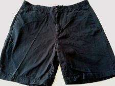 Ralph Lauren Chaps Mens Cotton Shorts Navy Size 40
