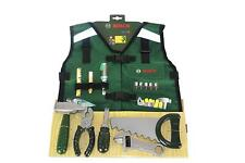 Children's Toy Tool Kit Vest Kids Fun Accessories Set Bosch Toys Tools Learning