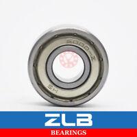 6000ZZ 6000-2Z 10PCS Groove Ball Bearings ABEC-5 10*26*8mm Metal Shields Deep