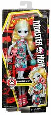 Monster High Lagoona Blue Doll with Turtle - NEW & SEALED!