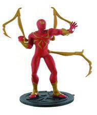 Marvel - Ultimate Spider-man Iron Spiderman Figure 96035 Comansi