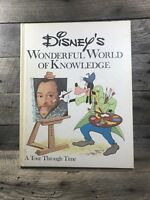 History Book 12 Disney's Wonderful World of Knowledge Kids Homeschool Learning