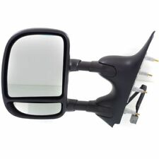 For E-250 09-13, Driver Side Mirror, Textured Black