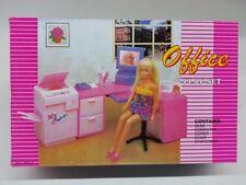 Gloria,Barbie Doll House Furniture/(96014) Office Play Set