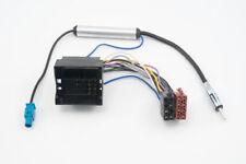 Adapter cable wiring QUADLOCK ISO set OPEL Antara Astra Corsa Meriva Zafira