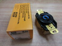 Hubbell HBL2510 Twist Lock Receptacle 20A 120/208VAC