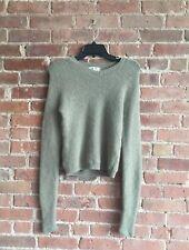 Vintage Calvin Klein Collection Women's Sweater Sz Small, Luxe Fuzzy Italy