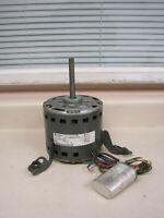 NEW Carrier // Genteq RPM 1075//5SPD 1//2 HP Blower Motor 115V Volt HB43TR125