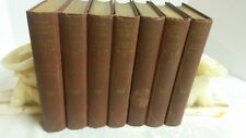 """(7) Early 1900's Editions """" THE CRAIG KENNEDY SERIES """" By Arthur B. Reeve"""