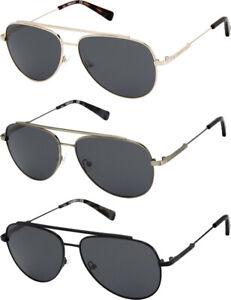 Kenneth Cole Polarized Men's Aviator Sunglasses - KC7233