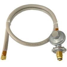 Auscrown LP Gas Regulator with 1.8m LPG Gas Cylinder BBQ Connector Hose M18P14S