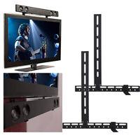 Soundbar Bracket Speaker TV Back Mount Holder Home Theater System Center VESA