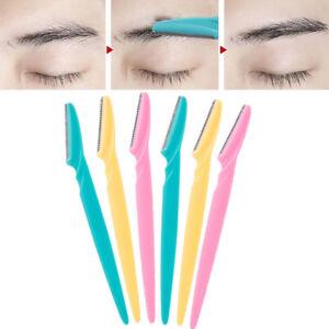12X Eyebrow Razor Facial Hair Remover Safety Trimmer Shaper Multi Pack Dermaplan