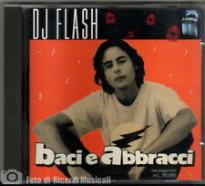 DJ FLASH - BACI E ABBRACCI Anno 1995 CRIME SQUAD 050 CDS