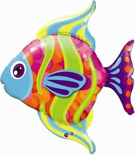 Fish Under the Sea Under Water Party Supershape Foil Balloon Decoration