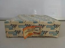 "New Old Stock Scalextric Slot Car Race Track Straight (B) 3 7/16"" Qty 6 PT/58"