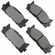TOYOTA BRAKE PADS FRONT SEMI METALLIC Avalon 2008-2014 Camry 2007-2014