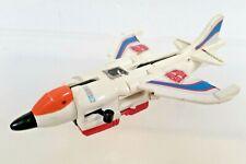 Hasbro 1986 Transformers G1 Aerialbot Slingshot figure b (missing robot arms)