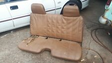 TOYOTA HILUX ETC FRONT BENCH SEAT HOT ROD FLIP FORWARD MUSCLE CAR