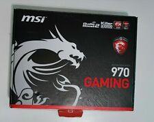 MSI 970 Gaming (MS-7693) Mainboard Sockel AM3+ OVP