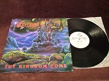 "WARLORD ""THY KINGDOM COME"" LP COMPILATION 1ST US PRESS METAL BLADE 1986 MANOWAR"