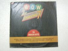 WOW  THAT S WHAT I CALL MUSIC VOL 7 ROXETTE POISON RARE LP RECORD 1990 INDIA VG+