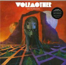 WOLFMOTHER VICTORIOUS VINILE LP 180 GRAMMI NUOVO SIGILLATO !!