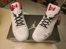 Jordan Fly Wade 2 SIZE 14 AUTOGRAPHED BY D WADE & VERIFIED BY PSA-DNA!BRAND NEW