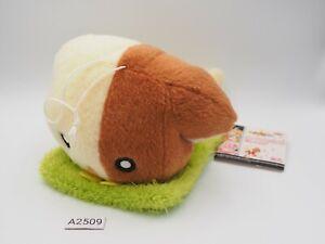 "Kirarin Revolution A2509 Na San Banpresto 2007 Laying TAG Plush 6"" Doll Japan"