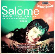 SET 228-9 Richard Strauss Salome Nilsson Solti VPO DECCA 2xLP Box Set NEAR MINT