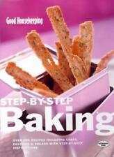 """Good Housekeeping"" Step-by-step Baking (Good Housekeeping Cookery Club)-Good H"
