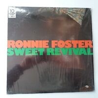 Ronnie Foster - Sweet Revival - Vinyl LP US 1st Press Blue Note EX/NM Soul Jazz