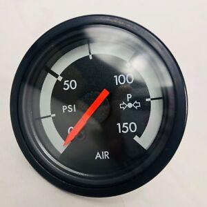 22-53810-000 AIR GAUGE P. OEM, PRIMARY AIR TANK BY GENUINE  FREIGHTLINER