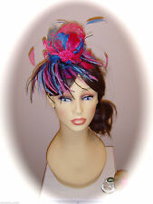 Cappelli Condici Sinamay Formal Hats for Women