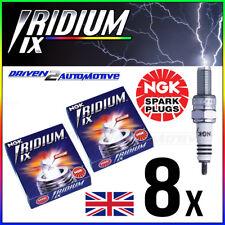 CR9EIX (3521) NGK IRIDIUM IX PLUGS SET OF 8 *SALE* WHOLESALE PRICE UPGRADE