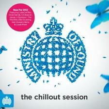 MINISTRY OF SOUND THE CHILLOUT SESSION - V/A Inc Birdy Zero 7 3CDs (NEW)