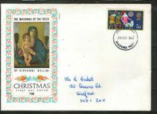 Briefmarken aus Großbritannien mit Bedarfsbrief