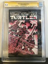 Teenage Mutant Ninja Turtles #1 3rd printing CGC SS 9.2 NM