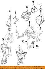 GM OEM-Power Steering Pressure Hose 26008920