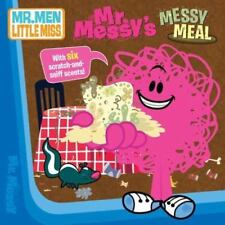 Mr. Messy's Messy Meal (The Mr. Men Show)