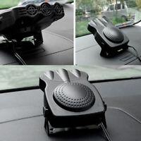 Car Auto Electric Heater Heating Cooling Fan Defroster Demister Dc 12V JE