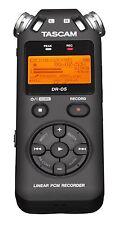 Tascam DR-05 Portable Handheld Digital Audio Recorder - Black ✔NEW✔