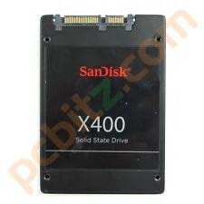 """Sandisk X400 SD8SB8U-256G 256GB SATA 2.5"""" Solid State Drive (SSD)"""